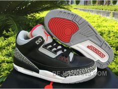 Free Shipping 6070 OFF Men Basketball Shoes Air Jordan III Retro Nike Logo AAAA 256