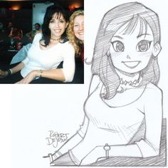 Robin commission. My current portrait commission info.