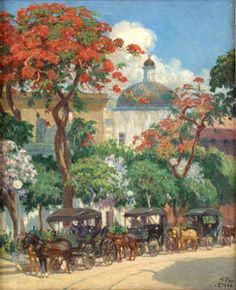 jose campeche paintings   Mi Puerto Rico The Newark Museum Newark