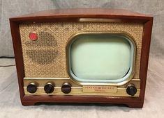 Vintage Television, Television Set, Vintage Stoves, Vintage Tv, Star Wars Room, Old Technology, Vintage Appliances, Antique Radio, General Electric