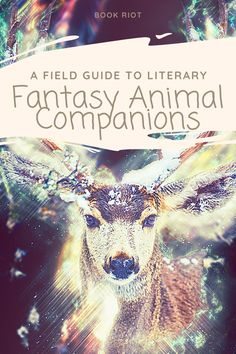 Steadfast companions aren't easy to come by, but you can find them in the pages of these books featuring fantasy animal companions.