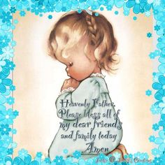 Sending Love and Prayersx o x o (f/ my dear sweet SIC Annie Bluebird!)