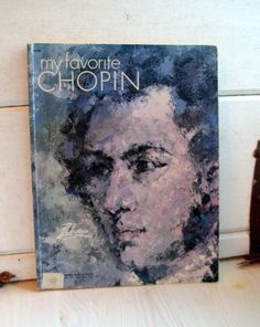 #Chopin Piano Solos 1969 by Copa Music by jensdreamvintage on Etsy, $21.50 #vintage sheet music