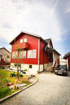 Enebolig, Karmsund, Norge
