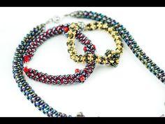 Superduo ropes (Part 1/2) ~ Seed Bead Tutorials