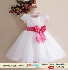 Baby Girl White 1st Birthday Dress, Infant Party Wear Clothing, Toddler Casual Outfits, Designer Wedding Outfits, Baby Outfits, Princess Gowns, Kids Clothes, Children Special Occasion Wear