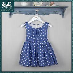 Polka Dot Printed Bow Tied Puffer Children Girls Birthday Party Dress/ Ruffled Evening Dinner Formal Party Dress For Kid - Buy Party Dresses For Fat Girls,Kids Party Wear Dresses For Girls,Birthday Dress For Baby Girl Product on Alibaba.com