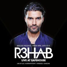 Safe House Bangkok Presents R3hab
