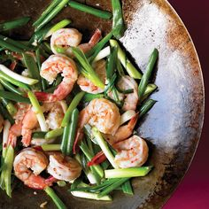 Stir-frying is a smart shortcut to a healthy dinner in 20 minutes or less.