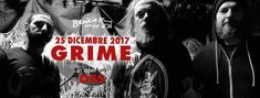 #Grime and #Oss #live at #Benicio #Giavera #Treviso #Italy  #livemusic #gigposter #upcominggig #livemusictreviso #livemusicgiavera #livemusicitaly #noise #drone #metal #sludge #beniciolivegigs