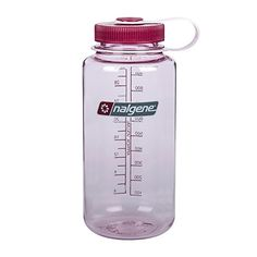 Nalgene Tritan Wide Mouth BPAFree Water Bottle Pink w Pink Cap 1 Quart ** Read more reviews of the product by visiting the link on the image.Note:It is affiliate link to Amazon.