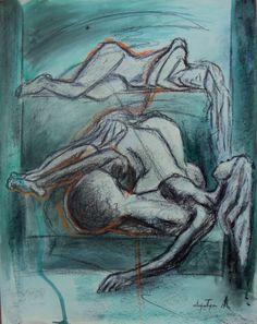 Klironomou Dimitra  /Drawing / -Greece-