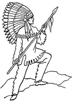 1000 images about american indian colouring on Pinterest
