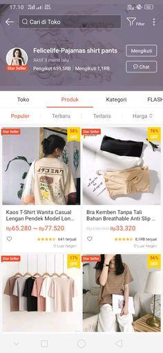 Best Online Clothing Stores, Online Shopping Clothes, Workwear Fashion, Hijab Fashion, Casual Hijab Outfit, Casual Outfits, Online Shop Baju, Aesthetic Shop, Model Kebaya