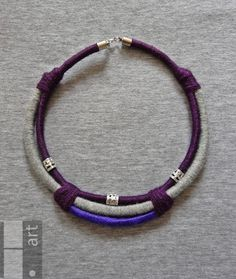 Necklace by H.art Handmade in Croatia https://www.etsy.com/shop/HelenaArtProducts?ref=hdr_shop_menu