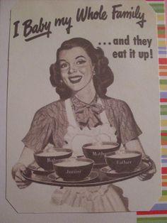 Vintage Notecards  Tuna Ads by hilarykay on Etsy, $7.25    #tuna tuna tuna  #food cooking #etsy cards #funny