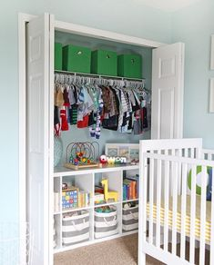 The top 15 storage ideas for kids rooms & playrooms - DIY Kinderzimmer Ideen