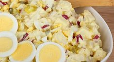 Quick and easy Potato salad in the Pressure cooker - Home Pressure Cooking Gluten Free Recipes, Vegetarian Recipes, Cooking Recipes, Homestyle Potatoes, Creamy Potato Salad, Salad Recipes Video, Crunch, Cauliflower Salad, Hungarian Recipes