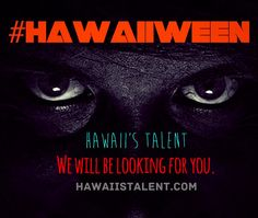 Yes, it's about that time. Where are the parties? Who has the most creative costumes? Who is the scariest? The best look a likes, and much more. Tag your photos and videos #Hawaiiween and win amazing prizes from some of our partners. Winners or Winner will be posted on the front of HAN Hawaii Actors Network | Hawaii's Film Industry Social Lab Hawaiistalent.com