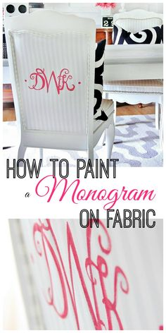 How to Paint a Monog
