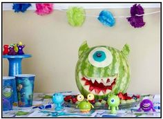 20 Amazing Disney Inspired Birthday Parties | FollowPics