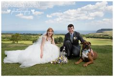 Images from Ledean and Martyn's Hunley Hotel Wedding with flowers by the Countryside Florist and Coach and horses provided by Classic Celebrations Lazenby.