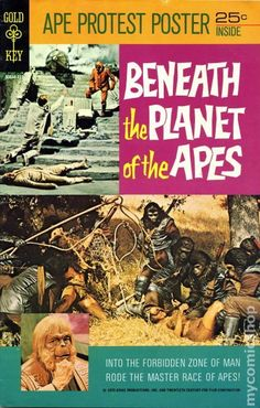Beneath the Planet of the Apes #12A