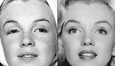 MM before and after makeup