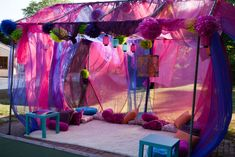 New Backyard Party Ideas For Teens Beautiful 43 Ideas 13th Birthday Parties, Birthday Party For Teens, Teen Birthday, Slumber Parties, Grad Parties, 25th Birthday, Camping Parties, Outdoor Parties, Sweet 16 Parties