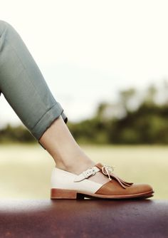 Eaton Shoe and CYD Trousers from Toast