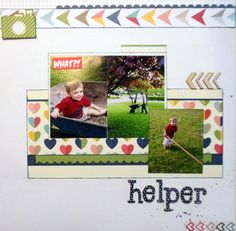 Big Helper - Right Side