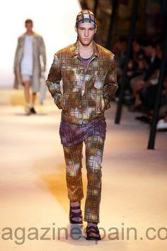 Milan Fashion Week Hombre: Versace #Moda