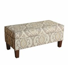 Neena Upholstered Storage Bench (currently out of stock)