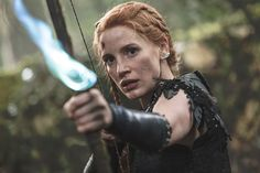 The Huntsman Winters : Photo Jessica Chastain