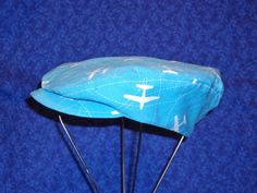 Toddler Newsboy Hat Airplanes by AdorableandCute on Etsy, $24.00