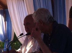 I Venerdì letterari ... fronte mare ... al Grand Hotel La Tonnara - Amantea (Cosenza). Tema dei temi: LA CALABRIA: Tra crisi economica e lavoro che non c'è. Quali risposte dall'Europa? Con l'intervento dell'europarlamentare Mario Pirillo.