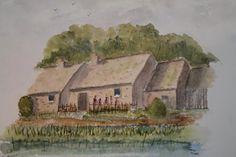 Judys Hole Burwell Cambridge, landscape, T Wick, SAA Professional Members' Galleries