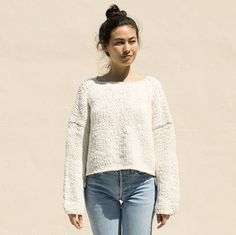 Box Pullover Sweater – General Store