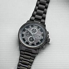 08f9ebd8946 Citizen Eco-Drive Nighthawk Chronograph Elapsed Time