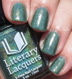 Literary Lacquers Bottletown.