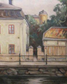 Ernst Nilsson (1892-1937): Gamla akademiska tryckeriet