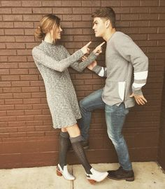 """Sadie Robertson and Blake """"""""stop being weird and take a picture with me"""" 11.29.15 #thankful"""""""
