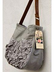 made by hank shoulder bag