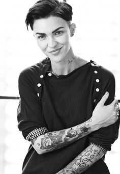 Orange is the New Black' Cast Member Ruby Rose Explains Why ...
