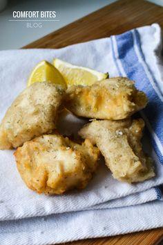AIP Battered Cod Fish paleo grain free