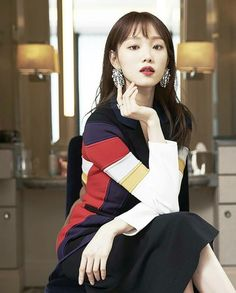 Lee Sung Kyung Female Actresses, Korean Actresses, Lee Sung Kyung, Weightlifting Fairy Kim Bok Joo, Joo Hyuk, Korean Star, Girl Crushes, Asian Woman, Photoshoot