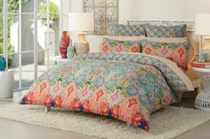 Bed Bath N' Table stocks an exclusive range of luxury quilt covers to suit any taste. Available in a variety of styles and colours to choose from. Single Quilt, Bedroom Retreat, Quilt Cover Sets, Bed & Bath, Homemaking, Linen Bedding, Comforters, Duvet Covers, Colours