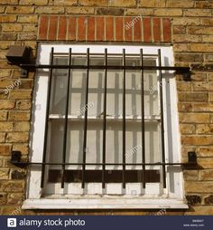 Brick Building, Building A House, Pole For Sale, Up Bar, Window Frames, Prison, Close Up, Tower, Outdoor Structures