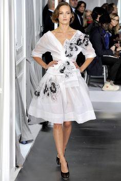 Christian Dior S.A. spring 2012 couture collection. See more: #ChristianDiorSAAtFip, #FashionInPics