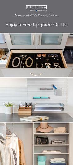 11 best tailored living madison images garage storage custom rh pinterest com